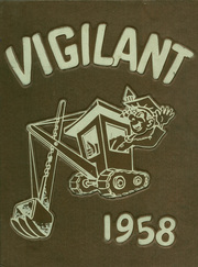 1958 Edition, River Rouge High School - Vigilant Yearbook (River Rouge, MI)
