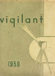 1959 Edition, River Rouge High School - Vigilant Yearbook (River Rouge, MI)