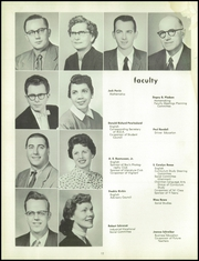 Page 16, 1959 Edition, River Rouge High School - Vigilant Yearbook (River Rouge, MI) online yearbook collection