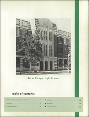 Page 7, 1959 Edition, River Rouge High School - Vigilant Yearbook (River Rouge, MI) online yearbook collection