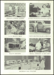 Page 85, 1956 Edition, Otsego High School - Comet Yearbook (Otsego, MI) online yearbook collection