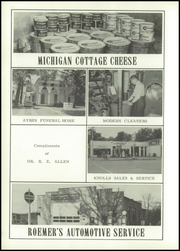 Page 88, 1956 Edition, Otsego High School - Comet Yearbook (Otsego, MI) online yearbook collection