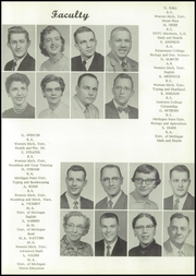 Page 11, 1958 Edition, Otsego High School - Comet Yearbook (Otsego, MI) online yearbook collection