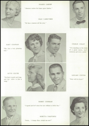 Page 15, 1958 Edition, Otsego High School - Comet Yearbook (Otsego, MI) online yearbook collection
