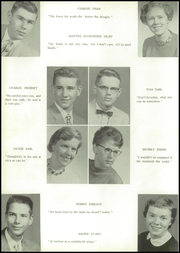 Page 16, 1958 Edition, Otsego High School - Comet Yearbook (Otsego, MI) online yearbook collection