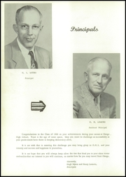 Page 8, 1958 Edition, Otsego High School - Comet Yearbook (Otsego, MI) online yearbook collection
