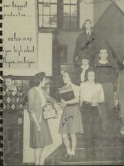Page 3, 1945 Edition, Allegan High School - Echo Yearbook (Allegan, MI) online yearbook collection