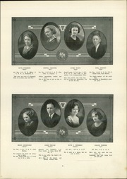 Page 11, 1922 Edition, Menominee High School - Record Yearbook (Menominee, MI) online yearbook collection