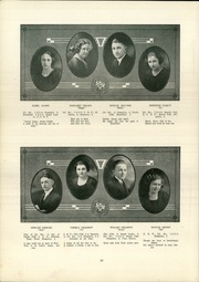 Page 12, 1922 Edition, Menominee High School - Record Yearbook (Menominee, MI) online yearbook collection