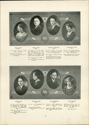 Page 13, 1922 Edition, Menominee High School - Record Yearbook (Menominee, MI) online yearbook collection