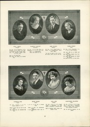 Page 17, 1922 Edition, Menominee High School - Record Yearbook (Menominee, MI) online yearbook collection