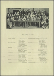 Page 8, 1926 Edition, Menominee High School - Record Yearbook (Menominee, MI) online yearbook collection
