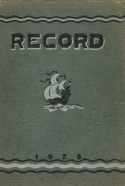 Page 1, 1928 Edition, Menominee High School - Record Yearbook (Menominee, MI) online yearbook collection
