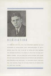 Page 11, 1936 Edition, Menominee High School - Record Yearbook (Menominee, MI) online yearbook collection