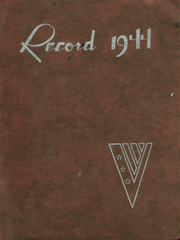 1944 Edition, Menominee High School - Record Yearbook (Menominee, MI)