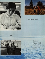 Page 11, 1968 Edition, Mona Shores High School - Compass Points Yearbook (Norton Shores, MI) online yearbook collection