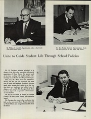 Page 15, 1968 Edition, Mona Shores High School - Compass Points Yearbook (Norton Shores, MI) online yearbook collection