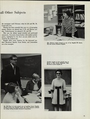 Page 17, 1968 Edition, Mona Shores High School - Compass Points Yearbook (Norton Shores, MI) online yearbook collection