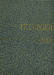 1942 Edition, East Grand Rapids High School - Interlochen Yearbook (East Grand Rapids, MI)