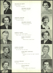 Page 10, 1950 Edition, East Grand Rapids High School - Interlochen Yearbook (East Grand Rapids, MI) online yearbook collection
