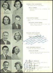 Page 14, 1950 Edition, East Grand Rapids High School - Interlochen Yearbook (East Grand Rapids, MI) online yearbook collection