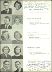 Page 16, 1950 Edition, East Grand Rapids High School - Interlochen Yearbook (East Grand Rapids, MI) online yearbook collection