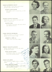 Page 17, 1950 Edition, East Grand Rapids High School - Interlochen Yearbook (East Grand Rapids, MI) online yearbook collection