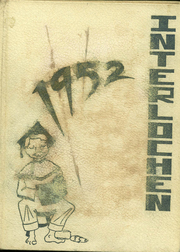1952 Edition, East Grand Rapids High School - Interlochen Yearbook (East Grand Rapids, MI)