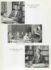 Page 11, 1956 Edition, East Grand Rapids High School - Interlochen Yearbook (East Grand Rapids, MI) online yearbook collection
