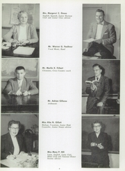 Page 13, 1956 Edition, East Grand Rapids High School - Interlochen Yearbook (East Grand Rapids, MI) online yearbook collection