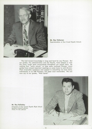 Page 14, 1957 Edition, East Grand Rapids High School - Interlochen Yearbook (East Grand Rapids, MI) online yearbook collection