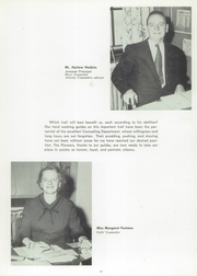 Page 15, 1957 Edition, East Grand Rapids High School - Interlochen Yearbook (East Grand Rapids, MI) online yearbook collection