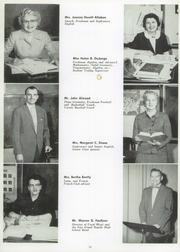 Page 16, 1957 Edition, East Grand Rapids High School - Interlochen Yearbook (East Grand Rapids, MI) online yearbook collection