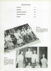 Page 8, 1957 Edition, East Grand Rapids High School - Interlochen Yearbook (East Grand Rapids, MI) online yearbook collection