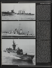 Page 10, 1987 Edition, Trippe (FF 1075) - Naval Cruise Book online yearbook collection