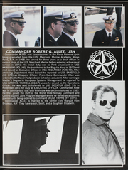 Page 7, 1987 Edition, Trippe (FF 1075) - Naval Cruise Book online yearbook collection