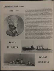 Page 10, 1992 Edition, Trippe (FF 1075) - Naval Cruise Book online yearbook collection