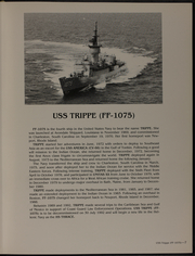 Page 11, 1992 Edition, Trippe (FF 1075) - Naval Cruise Book online yearbook collection