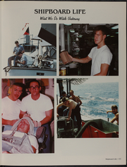 Page 15, 1992 Edition, Trippe (FF 1075) - Naval Cruise Book online yearbook collection