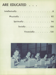 Page 11, 1960 Edition, Regina High School - Crown Yearbook (Harper Woods, MI) online yearbook collection