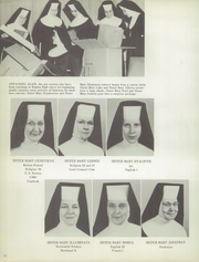 Page 16, 1960 Edition, Regina High School - Crown Yearbook (Harper Woods, MI) online yearbook collection
