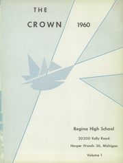 Page 5, 1960 Edition, Regina High School - Crown Yearbook (Harper Woods, MI) online yearbook collection