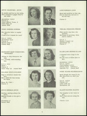 Page 11, 1949 Edition, Chelsea High School - Memories Yearbook (Chelsea, MI) online yearbook collection