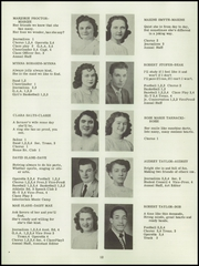 Page 14, 1949 Edition, Chelsea High School - Memories Yearbook (Chelsea, MI) online yearbook collection