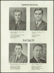 Page 6, 1949 Edition, Chelsea High School - Memories Yearbook (Chelsea, MI) online yearbook collection