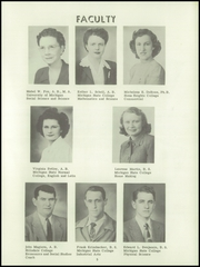 Page 7, 1949 Edition, Chelsea High School - Memories Yearbook (Chelsea, MI) online yearbook collection