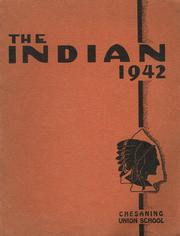 1942 Edition, Chesaning Union High School - Indian Yearbook (Chesaning, MI)