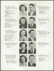 Page 10, 1948 Edition, Chesaning Union High School - Indian Yearbook (Chesaning, MI) online yearbook collection
