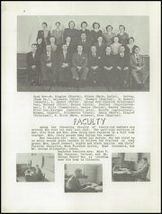 Page 6, 1948 Edition, Chesaning Union High School - Indian Yearbook (Chesaning, MI) online yearbook collection