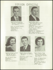 Page 7, 1948 Edition, Chesaning Union High School - Indian Yearbook (Chesaning, MI) online yearbook collection